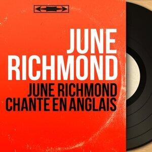 June Richmond chante en anglais - Mono Version