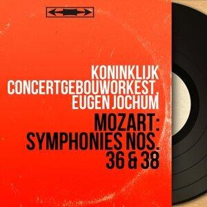 Mozart: Symphonies Nos. 36 & 38 - Mono Version