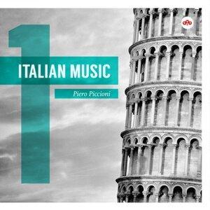 Italian Music, Vol. 1: Piero Piccioni