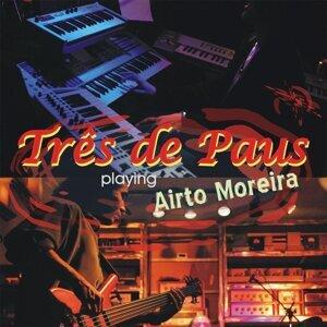 Playing Airto Moreira