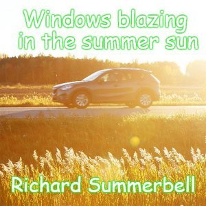 Windows Blazing in the Summer Sun