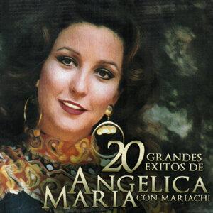 20 Grandes Exitos De Angelica Maria Con Mariachi