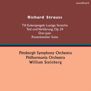 Richard Strauss: Till Eulenspiegels Lustige Streiche, Tod und Verklärung, Op. 24, Don Juan & Rosenkavalier Suite