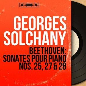 Beethoven: Sonates pour piano Nos. 25, 27 & 28 - Mono Version