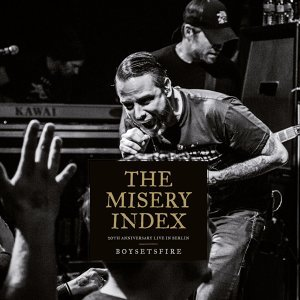 The Misery Index: 20th Anniversary Live in Berlin - Live in Berlin
