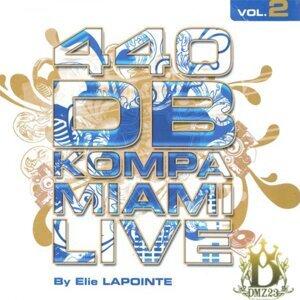 440 B Kompa Miami Live, Vol.2