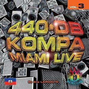 440 B Kompa Miami Live, Vol. 3