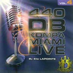 440 B Kompa Miami Live, Vol. 4