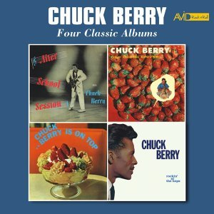 Four Classic Albums (After School Session / One Dozen Berrys / Chuck Berry Is on Top / Rockin' at the Hops) [Remastered]
