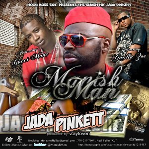 Jada Pinkett (feat. Gucci Mane & Gorilla Zoe) - Single