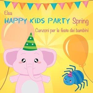 Happy Kids Party Spring - Canzoni per le feste dei bambini