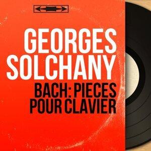 Bach: Pièces pour clavier - Mono Version