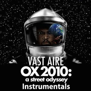 Ox 2010: A Street Odyssey Instrumentals