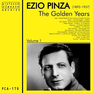 The Golden Years of Ezio Pinza, Volume 1