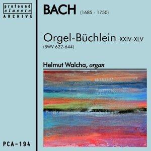 Bach: Orgel-Büchlein 24-45
