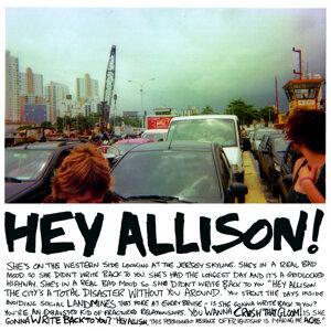 Hey Allison!