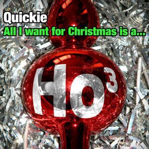 All I want for Christmas is a Ho,Ho,Ho!