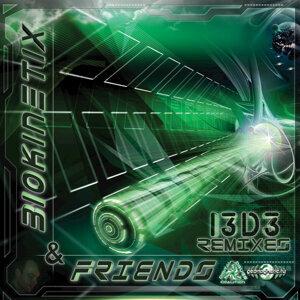 I3D3 the Remixes