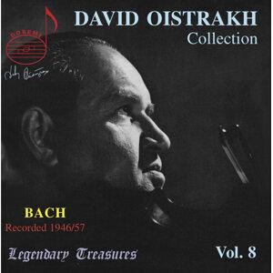 Oistrakh Collection, Vol. 8: Bach