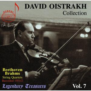 Oistrakh Collection, Vol. 7: String Quartets