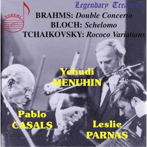 Brahms, Bloch & Tchaikovsky: Violin & Cello Works (Live)