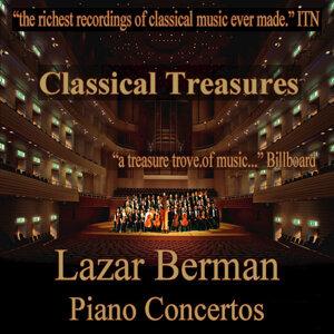 Classical Treasures: Lazar Berman - Piano Concertos