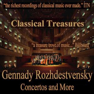 Classical Treasures: Gennady Rozhdestvensky - Concertos and More