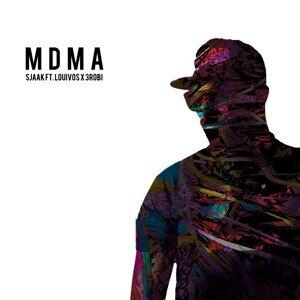 Mdma (feat. LouiVos & 3robi)