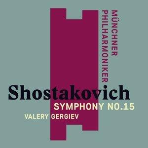 Shostakovich: Symphony No. 15 (蕭士塔高維奇:第十五號交響曲)