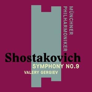 Shostakovich: Symphony No. 9 (蕭士塔高維奇:第九號交響曲)