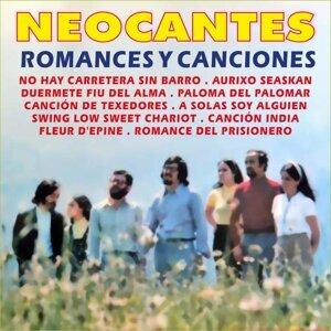 Canciones y Romances