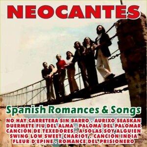 Spanish Romances & Songs