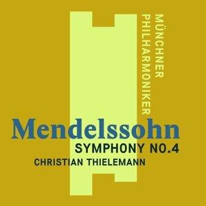 "Mendelssohn: Symphony No. 4, ""Italian"" (孟德爾頌:第四號交響曲) - SD"