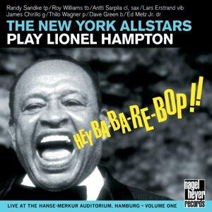 Hey Ba-Ba-Re-Bop!! - The New York Allstars Play Lionel Hampton, Vol. 1