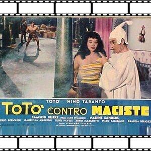 """Totò contro maciste, titoli - From """"Totò contro maciste"""" Original soundtrack"""