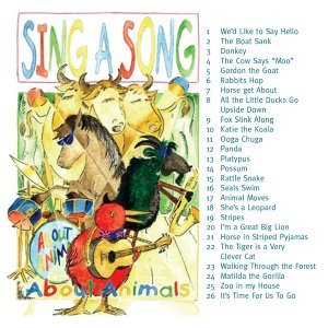 Sing a Song About Animals