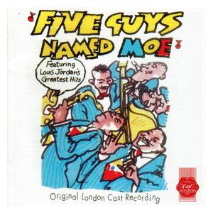 Five Guys Named Moe -Original London Cast Recording