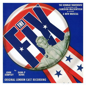 The Fix - Original London Cast Recording