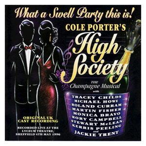 High Society - Original UK Cast Recording