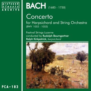 Concerto, Harpsichord and String Orchestra