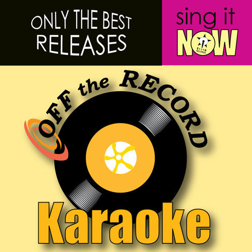 Off the Record Karaoke, Off The Record Karaoke - You Raise Me up (In