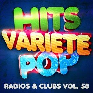 Hits Variété Pop, Vol. 58 (Top radios & clubs)