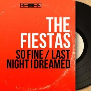 So Fine / Last Night I Dreamed - Mono Version