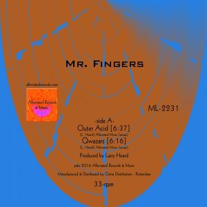 Outer Acid EP
