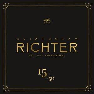 Sviatoslav Richter 100, Vol. 15 (Live)