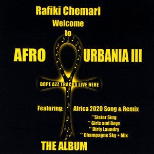 Welcome to AfroUrbania III (The Album)