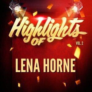 Highlights of Lena Horne, Vol. 2