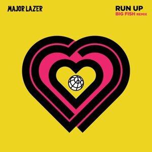 Run Up (feat. PARTYNEXTDOOR & Nicki Minaj) - Big Fish Remix