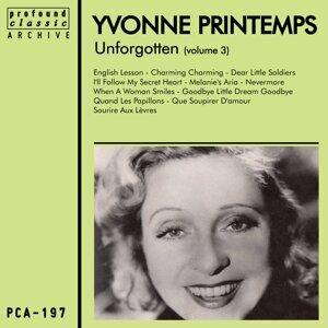 Unforgotten Volume 3
