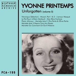 Unforgotten Volume 5